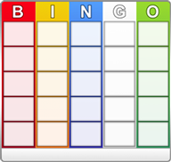 3 different games are played every day on Blis Linked Bingo with a wide range of prizes!